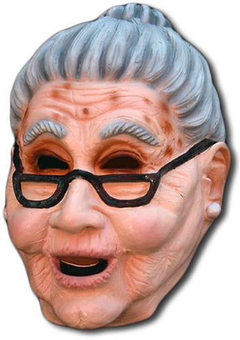 Old Grandma Agatha Mask