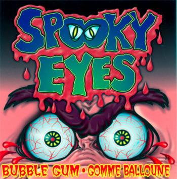 Eyeball gum 10 items