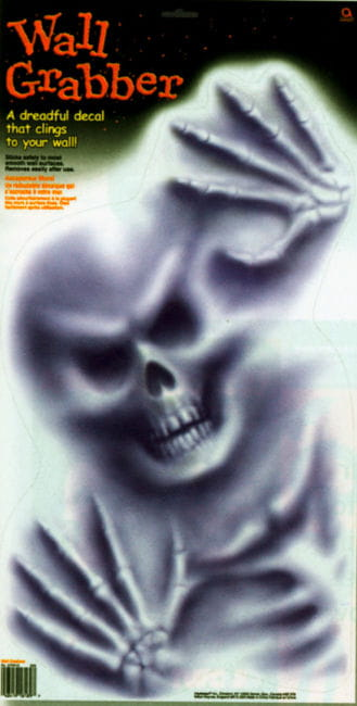Wand Krabbler Skelett