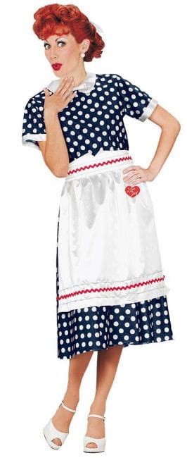 I Love Lucy Costume XL