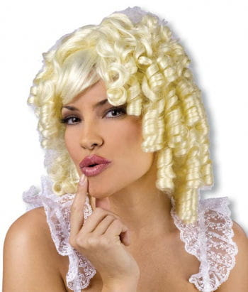 Goldmarie Curly Wig Blonde