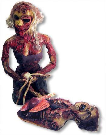 Bloody Zombie Couple