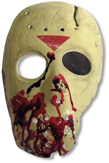 Bloody Jason Mask