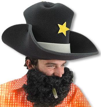 Huge Foam Cowboy Hat
