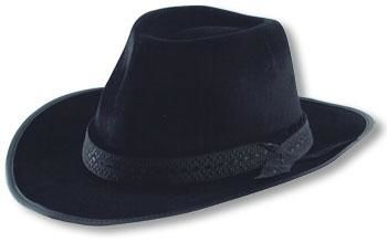 Black Mafia Hat