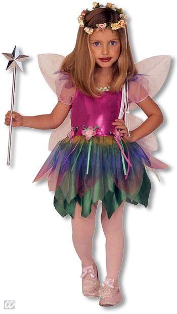 Lili die Feen Prinzessin Kinderkostüm L