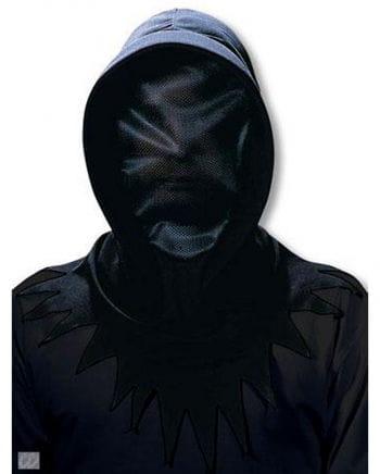 Unsichtbares schwarzes Phantom Maske
