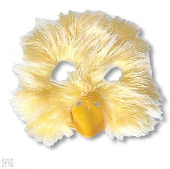 Kids Mask Chick with Plush