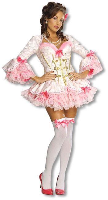 Madame Mon Ami Costume M