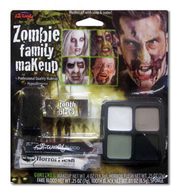 Zombie Make Up Set