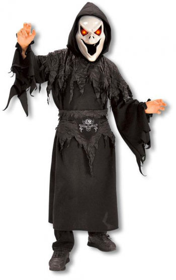 Eerie Ghost Child Costume L