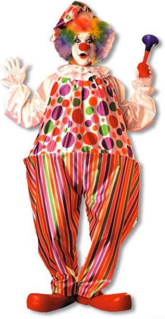 Bubbles Clown Costume
