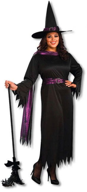 Charming Witch Costume XL