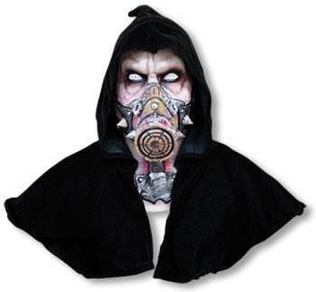 Biohazard Latex Maske