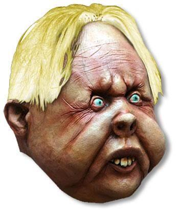Blond Pete Latex Mask