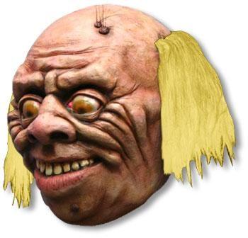 John Blond Latex Maske
