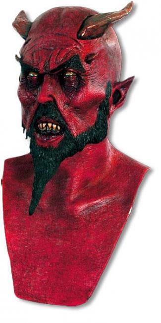 Djinn Latex Mask