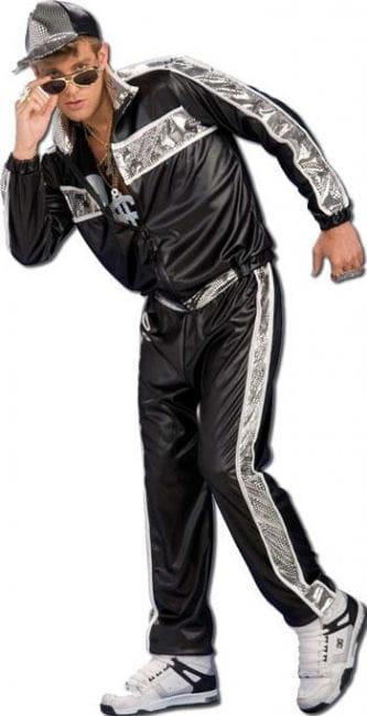 Cool Rapper Costume