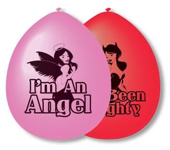 Bachelorette balloons