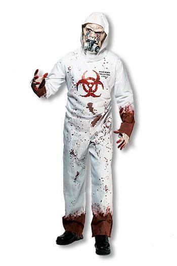Fukushima Zombie Costume L