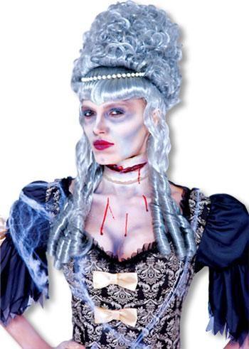 Marie Antoinette Geister Perücke
