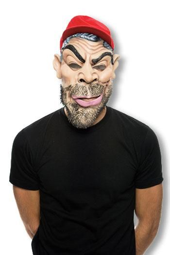Vollpfosten mask