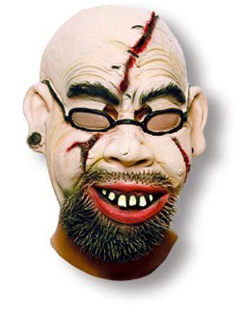 Scruffy Teacher Mask