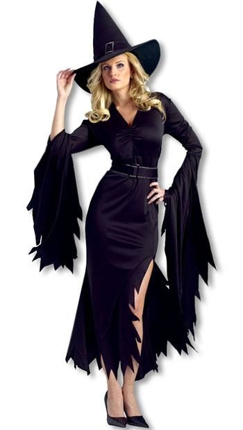 Gothic Witch Costume ML
