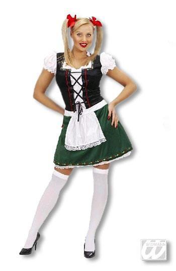 Sexy Oktoberfest Girl Gr. L
