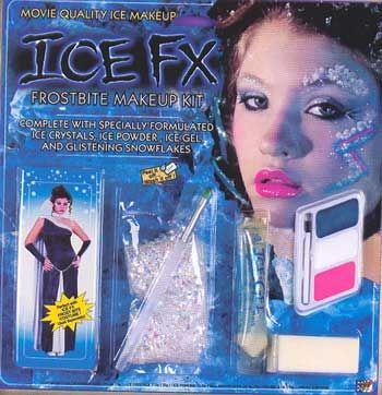 Frozen Ice Prinzessin Make Up Set