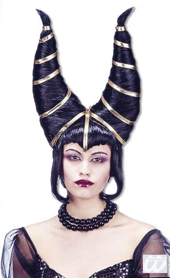 Witch Wig Maleficent