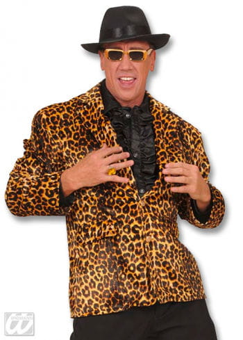 Leopard Jacket Gr. L