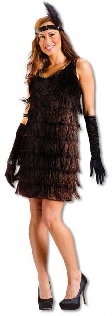 Charleston Flapper Girl Kostüm ML
