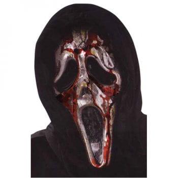 Blutende Zombie Scream Maske