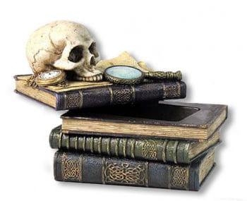 Victorian Skull Box