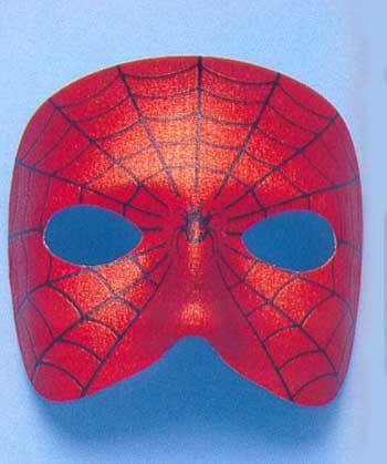 Satin Spider Mask