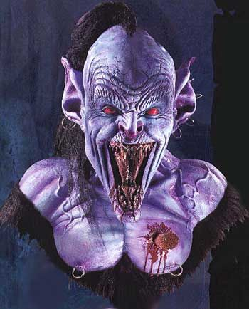 Bloodlust Deluxe mask