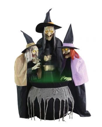 3 Kochende Hexenschwestern