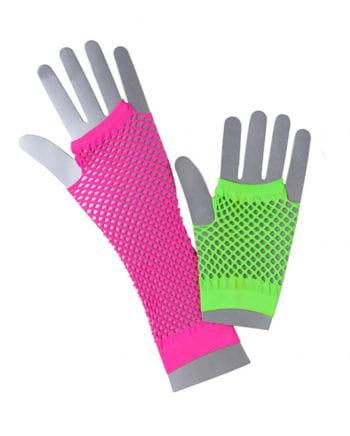 80s Power Glove Set Neon