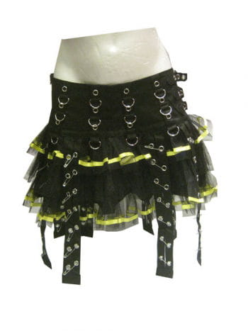 Punk Mini Skirt Size S