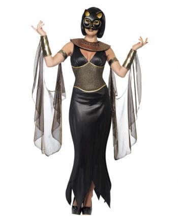 Ägyptische Katzengöttin Damenkostüm