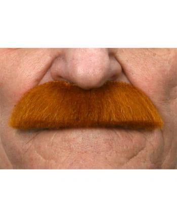 Albert Einstein Schnurrbart rotblond