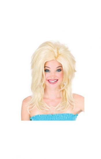 American Housewives Wig Blonde