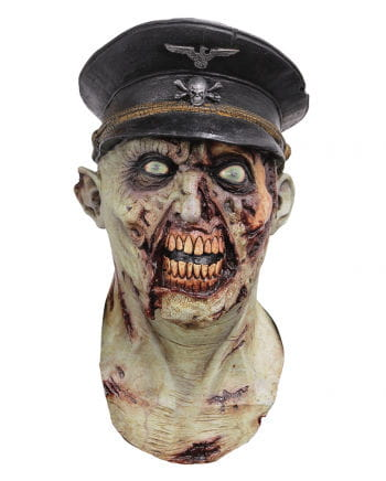 Zombie Officer's Mask