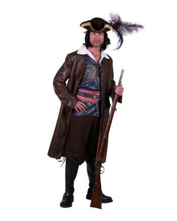 Antikes Piraten Kostüm Deluxe