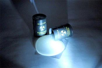 Radioactive Glow Slime
