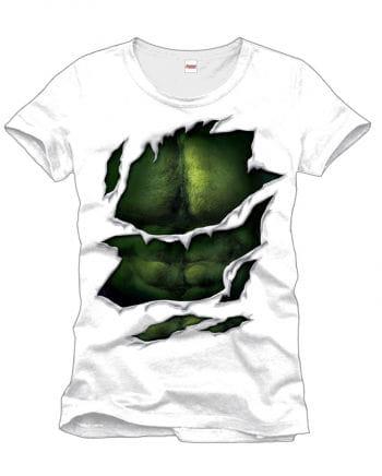 Avengers T-Shirt Hulk Oberkörper