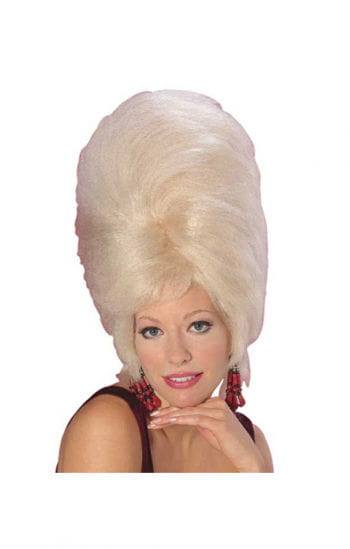 Beehive Wig Blonde