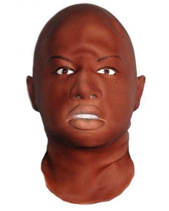 Black Woman Foamlatex Maske