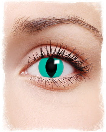 Blue Cat Eye Contact Lenses